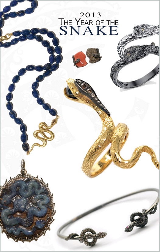 Oster Jewelers Year of the Snake