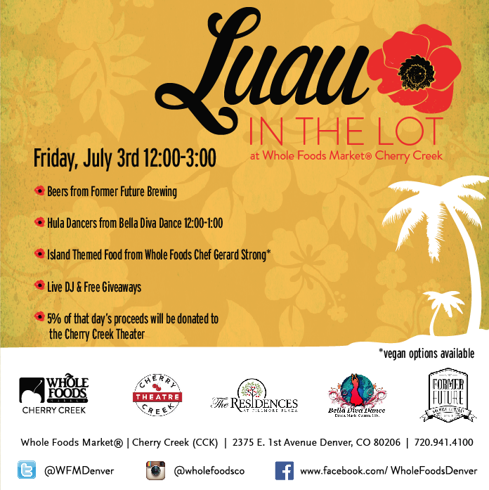 Whole Foods Luau