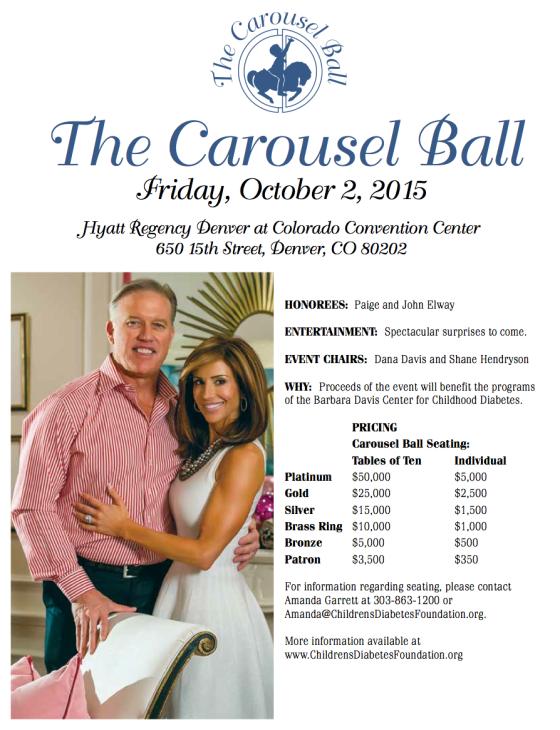 Carousel Ball