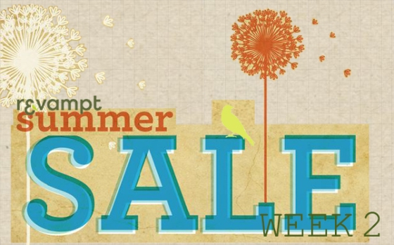 Revampt Summer Sale