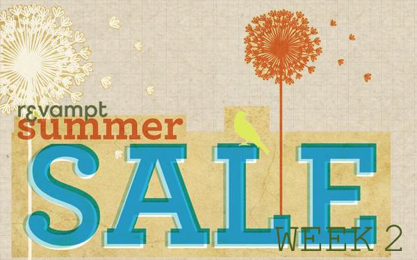 Revampt Summer Sale