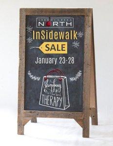 InSidewalk Sale